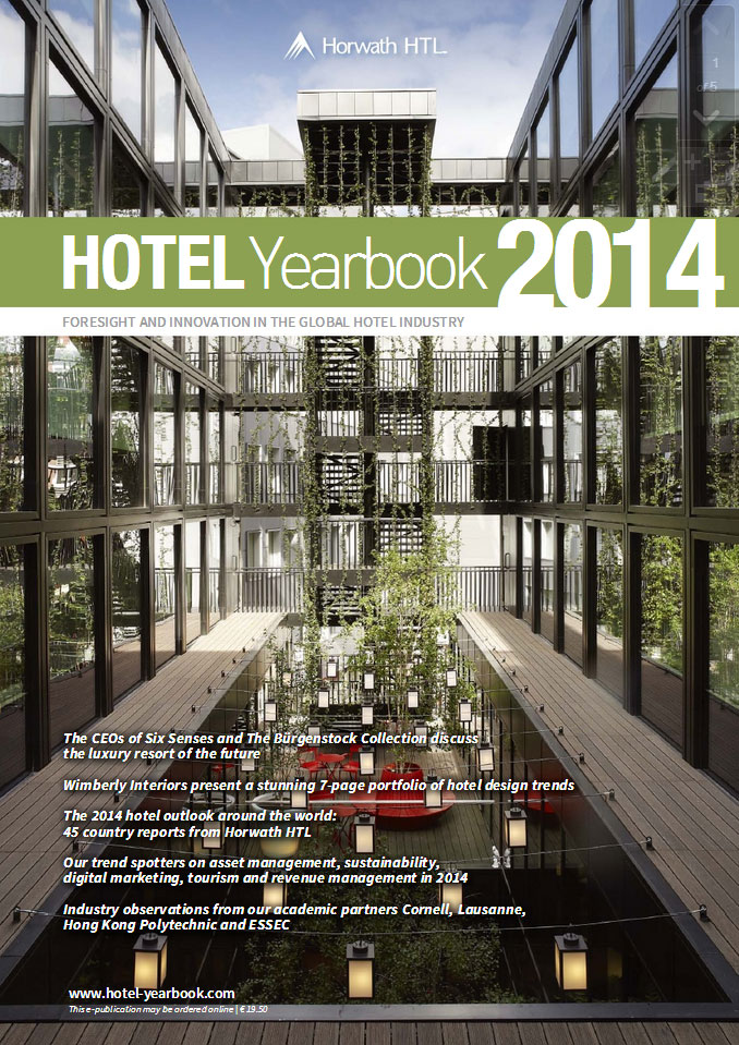 HYB 2014 provides insights from 25 industry leaders on the future of the hotel business