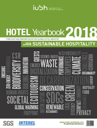 Hotel Yearbook 2018 - Sustainable Hospitality