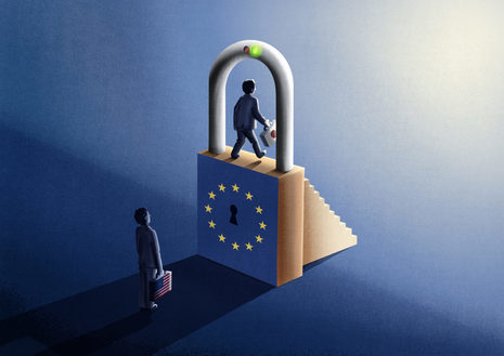 Europe's new data protection rules export privacy standards worldwide