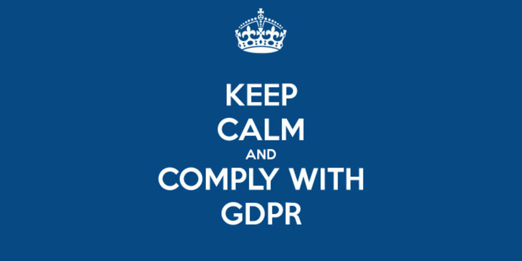 GDPR – Advice for the Hospitality sector