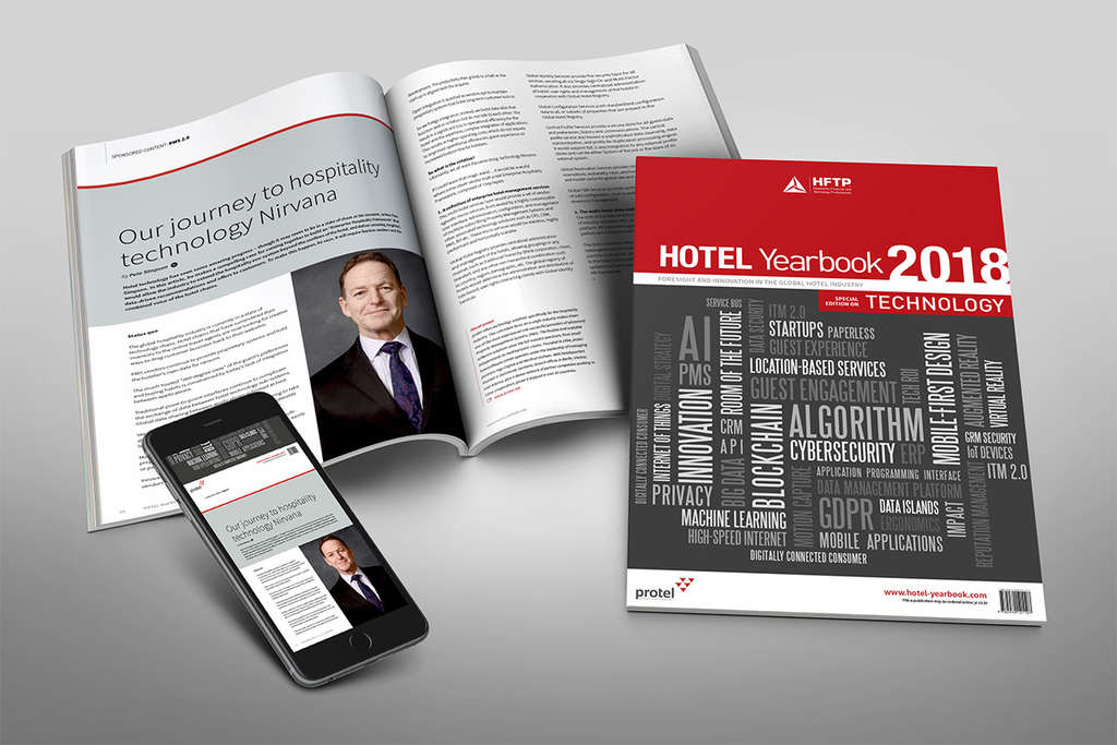 The Hotel Yearbook launches its 5th annual look at hotel technology trends, featuring articles by 21 of the industry's thought leaders