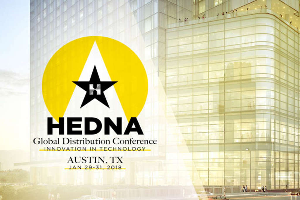 2018 HEDNA Conference in Austin Attracts Global Industry Leaders and Attendees