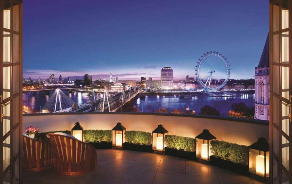 Corinthia Hotel London Is Offering Guests A Look Into The Future | forbes.com