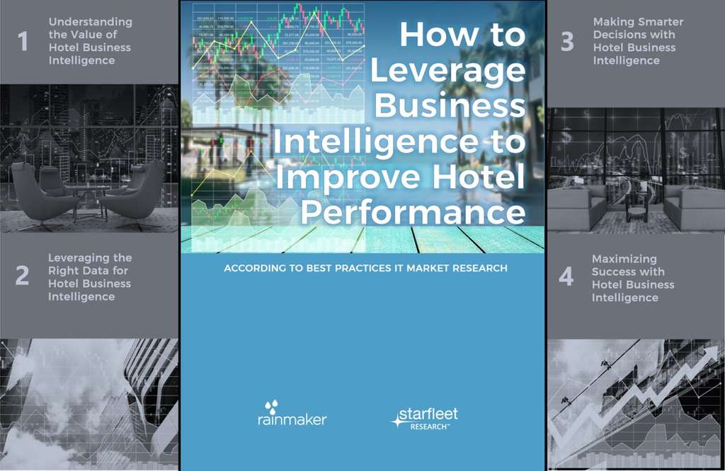 Business Intelligence Improves Hotel Performance, According to New Starfleet Research Study