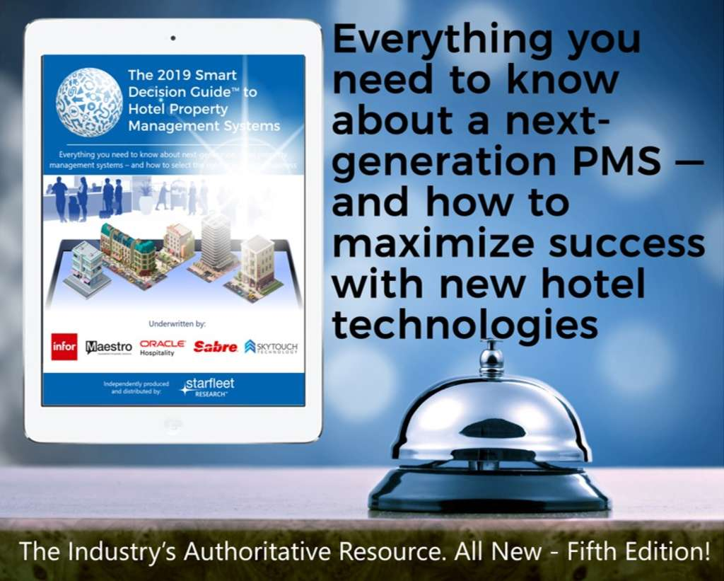 Now Available: The 2019 Edition of the Leading Guide to Hotel Technology Success