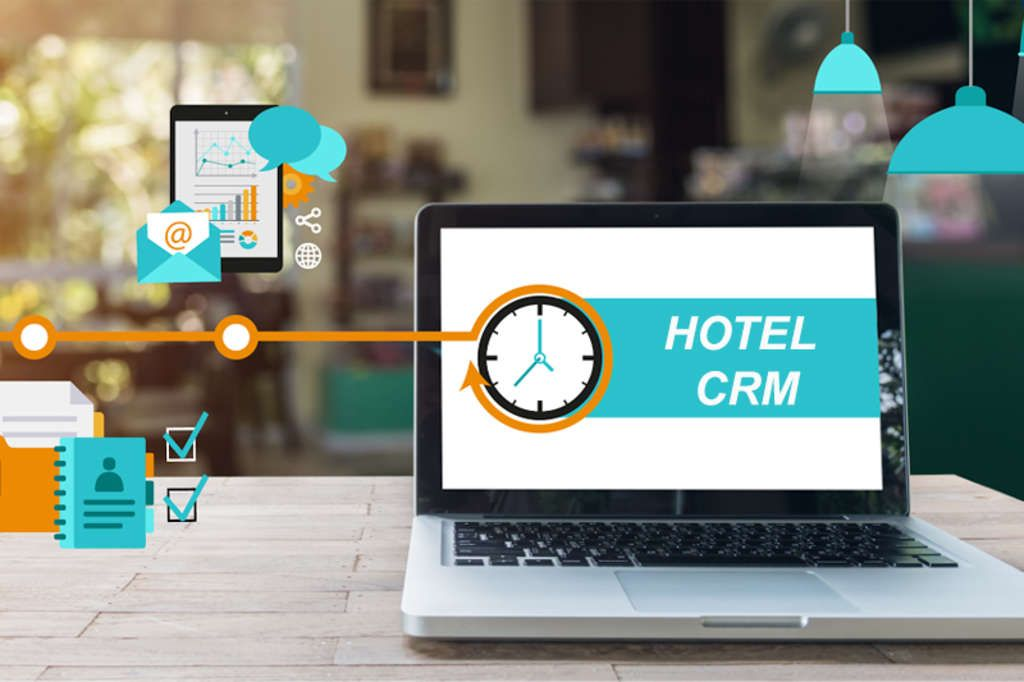 Evolution of the Hotel CRM